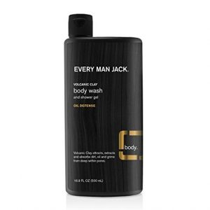 Every Man Jack Body Wash, Volcanic Clay