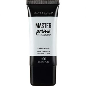Maybelline New York Face Studio Master Prime Primer, Blur + Smooth