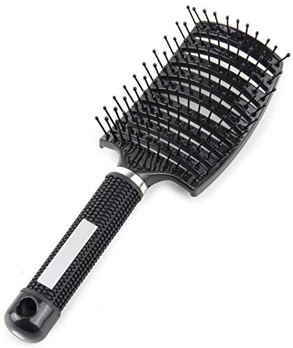 Professional Vented Styling Hair Brush Barber Hairdressing Styling Tools Fast Drying