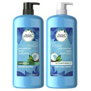 Herbal Essences, Shampoo and Paraben Free Conditioner Kit