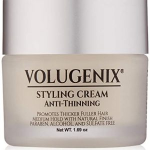 Volugenix Hair Styling Cream Anti-thinning and Hair Loss Thinning Hair Treatment