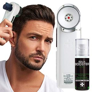 Hair Regrowth Hair loss Treatment - BIOEQUA Enercharger (H1) Cold Ion Charging