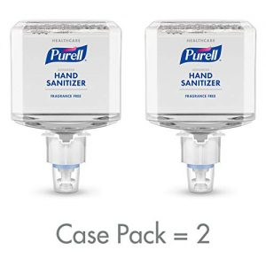 PURELL Healthcare Advanced Hand Sanitizer Gentle & Free Foam, Fragrance Free