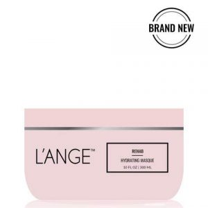 Lange Hair Rehab Hydrating Masque | Hair Mask and Deep Conditioner Keratin Hair