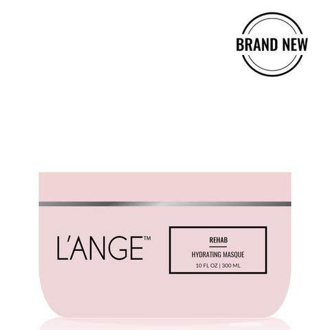 Lange Hair Rehab Hydrating Masque | Hair Mask and Deep Conditioner Keratin Hair