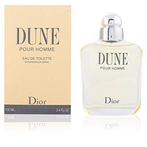 Dune By Christian Dior For Men. Eau De Toilette Spray
