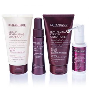 Keranique Hair Regrowth System - 30 Days - Keratin Amino Complex