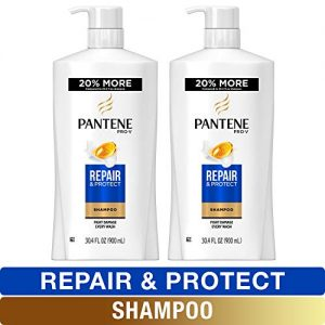 Pantene, Shampoo, Pro-V Repair and Protect for Damaged Hair