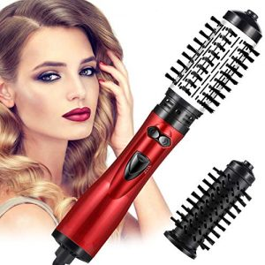 Hot Air Brush One-Step Hair Dryer Brush & Volumizer,Dry & Straighten & Curl