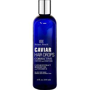 Botanic Hearth Caviar Corrective Hair Oil Drops, Leave-in Deep Conditioner Hair Oil