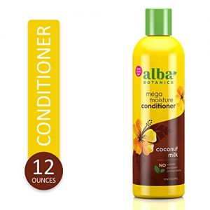 Alba Botanica Drink It Up Coconut Milk Hawaiian Conditioner