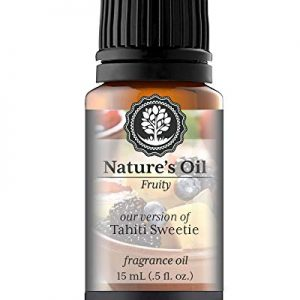 Tahiti Sweetie Fragrance Oil (15ml) For Diffusers, Soap Making, Candles, Lotion, Home Scents, Linen Spray, Bath Bombs, Slime