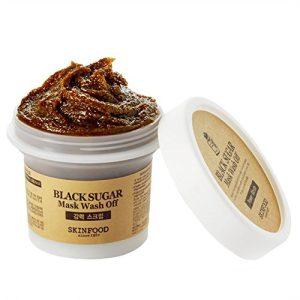 Skinfood Black Sugar Mask Wash Off Exfoliator