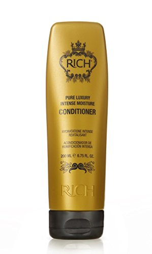 RICH Pure Luxury Intense Moisture Conditioner with Hydrolyzed Keratin