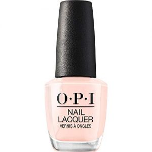 OPI Nail Polish, Nail Lacquer, Bubble Bath, Neutral Pink Nail Polish