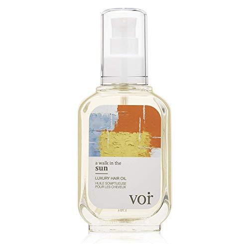 Voir - Luxury Natural Hair Oil | A Walk in the Sun