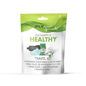 iFLYsmart Fly Happy and Healthy Travel Kit