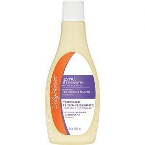 Sally Hansen Extra Strength, Fast Polish Remover with Vitamin E