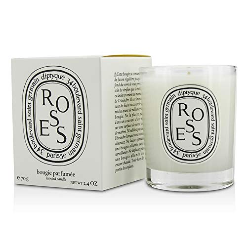 Scented Candle - Roses