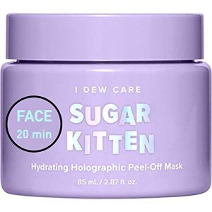 I DEW CARE Sugar Kitten | Holographic Hydrating Peel-Off Face Mask