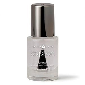 Young Nails Caption Long Lasting Top Coat Nail Polish