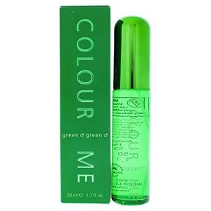 Colour Me | Green | Eau de Toilette | Fragrance Spray for Men