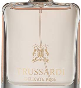 Trussardi | Delicate Rose | Eau de Toilette | Spray for Women | Floral Fresh Scent