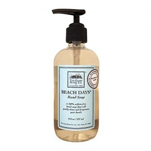 The Good Home Beach Days Hand Soap, 8 Ounce