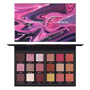 Matte Eyeshadow Palette Pro 18 Colors Highly Pigmented Shimmer Eye Shadow