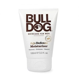 Bulldog Mens Skincare and Grooming Age Defense Moisturizer