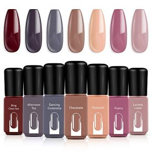 Gel Nail Polish Set Modelones UV Gel Polish LED Nail Gel Manicure Kit