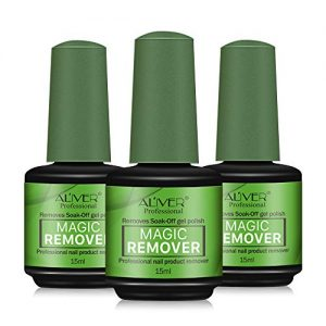 Magic Nail Polish Remover(3 PACK) - Professional Remove Gel Nail Polish
