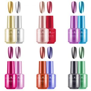 Ownest 12 Colors Nail Polish, Long Lasting Gorgeous Glossy Manicure Nail