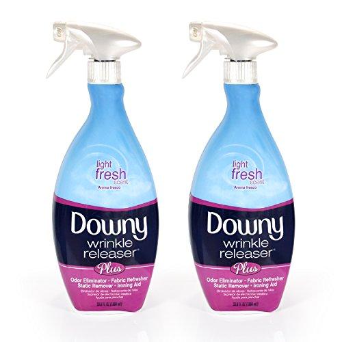 Downy Wrinkle Release Spray Plus, Static Remover, Odor Eliminator