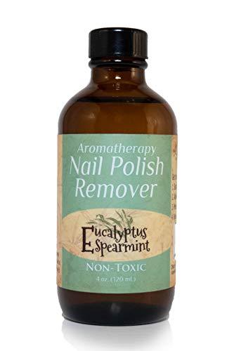 Marley Marie Naturals Nail Polish Remover - Eucalyptus Spearmint