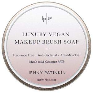 Lazy Perfection by Jenny Patinkin Luxury Vegan Makeup Brush Soap