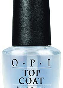 OPI Nail Polish Top Coat, Protective High-Gloss Shine
