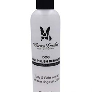 Warren London - Dog Nail Polish Remover - Non Acetone Formula