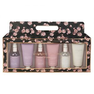 Charming Charlie Body Mist and Body Lotion Set - At-Home Spa Collection, Assorted Scents - Giftable Box, Pack of 6