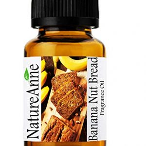 Banana Nut Bread Premium Grade Fragrance Oil - 10ml - Scented Oil