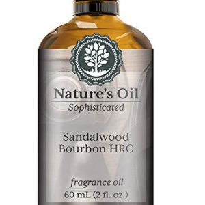 Sandalwood Bourbon HRC Fragrance Oil (60ml) For Cologne, Beard Oil