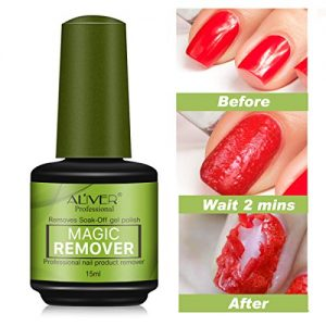Magic Soak-Off Gel Nail Polish Remover Professional Remover Nail Polish Delete