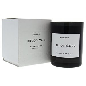 Byredo Scented Candle, Bibliotheque