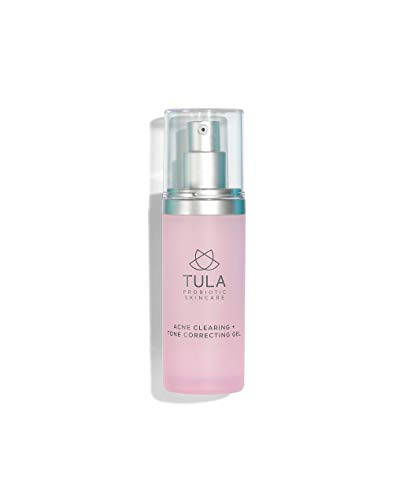 TULA Probiotic Skin Care Acne Clearing + Tone Correcting Gel | Acne Treatment