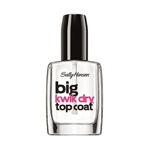 Sally Hansen Big Kwik Dry Top Nail Coat Treatment