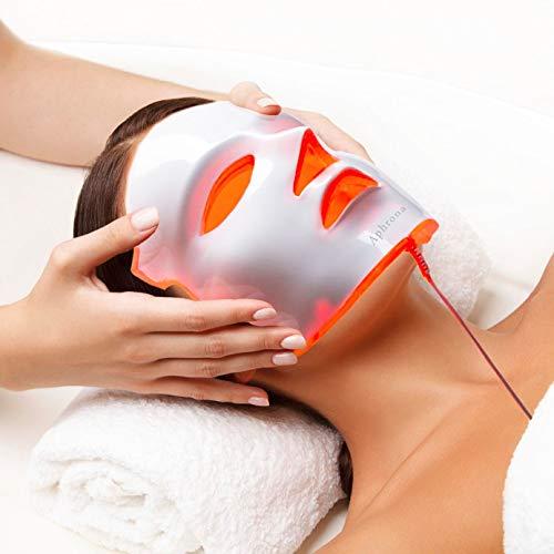 FDA cleared|Aphrona LED Facial Skin Care Mask Light Treatment
