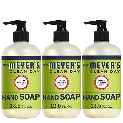 Mrs. Meyer's Clean Day Liquid Hand Soap, Lemon Verbena Scent