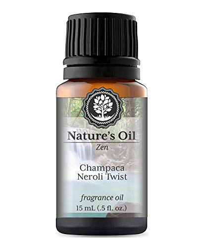 Champaca Neroli Twist Fragrance Oil (15ml) For Diffusers, Soap Making, Candles, Lotion, Home Scents, Linen Spray, Bath Bombs, Slime