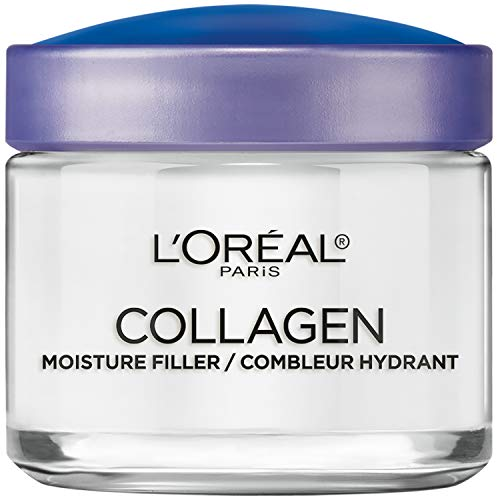 Collagen Face Moisturizer by L'Oreal Paris Skin Care I Day and Night Cream