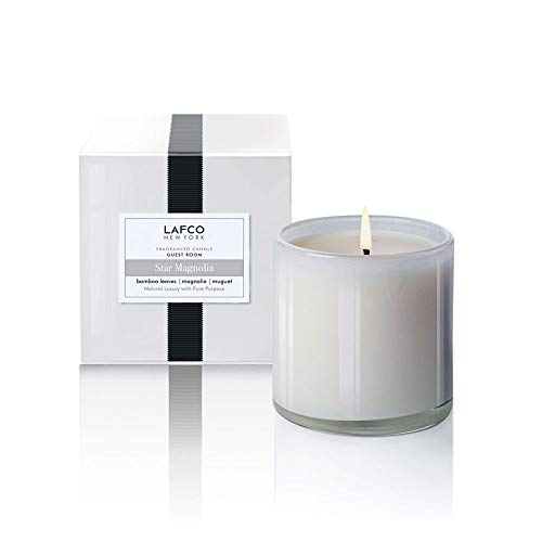 Lafco House & Home Guest Room Candle Star Magnolia
